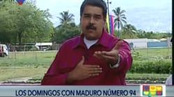 Après les violences en Catalogne, Maduro qualifie Rajoy de