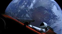 La Tesla d'Elon Musk ne va pas polluer l'orbite