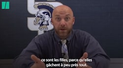 Un vice-proviseur américain suspendu après avoir expliqué dans une vidéo que les filles