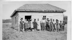 This Century-Old Saskatchewan Church Was Built By Black American Families Fleeing Jim