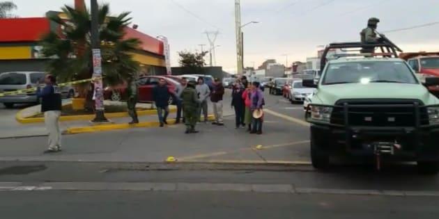 Asesinan en Salamanca a jefe de Seguridad Física de Pemex