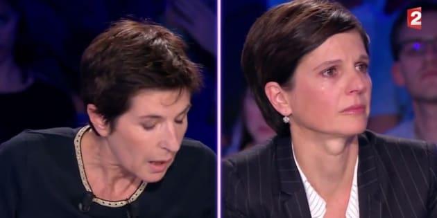"""Angot/Rousseau: France 2 censure la rediffusion d'""""On n'est pas couché"""" dans """"Vu"""""""