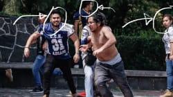 Se busca: estudiantes de la UNAM exhiben en redes a presuntos porros de