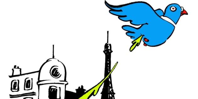 Charlie Hebdo de retour sur Twitter