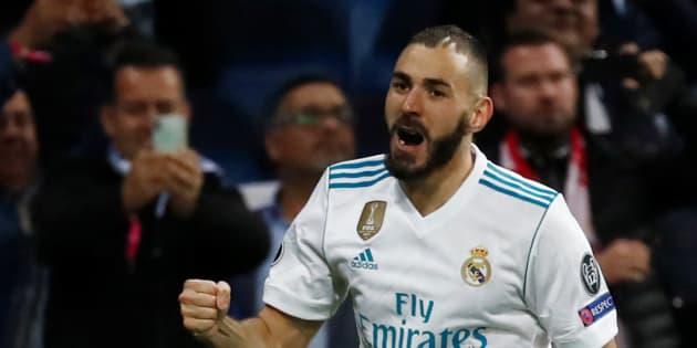 Real Madrid - Bayern Munich : Karim Benzema offre une troisième finale de Ligue des Champions consécutive aux Madrilènes.