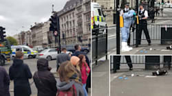 Whitehall Incident: Man Arrested On Suspicion Of Plotting Terrorism In Heart Of