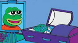 Pepe The Frog Is Dead: Cartoonist Kills Off Stoner Amphibian Hijacked By