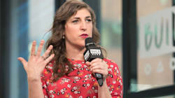 Mayim Bialik Weighs In On Those 'Big Bang Theory' Salary