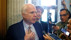 John McCain: Trump Scandals 'Reaching Watergate Size And