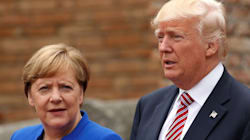 Angela Merkel Vows G20 Won't Bow To Trump On Climate