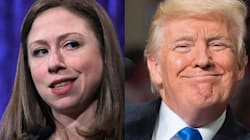 Chelsea Clinton Schools Donald Trump On Showing Respect For The White