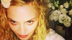 Madonna ha scelto un modo tutto suo per omaggiare la