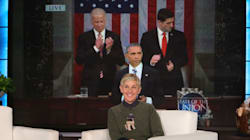 Ellen Says Goodbye To Obama On His Last Day As President And Now We're