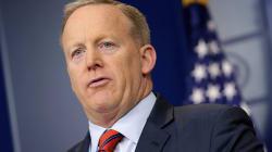 Sean Spicer Resigns As White House Press