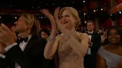 Nicole Kidman Proves She *Can* Applaud Like Everyone