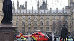 Gun Shots Fired Outside Westminster Parliament - Multiple