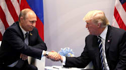 Trump Thanks Putin For Kicking Out Diplomats: 'We're Going To Save A Lot Of