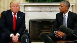 Trump Transition's Handling Of Sensitive Details Reportedly Alarmed Obama