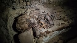 Ancient Egyptian Tomb Containing Dozens Of Mummies