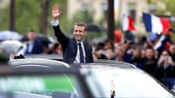 Emmanuel Macron Inaugurated As France's New
