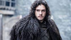 Jon Snow Has Been Battling White Walkers While Wearing An Ikea