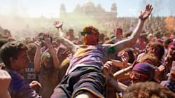 Hipsters, Please Don't Culturally Appropriate Holi On