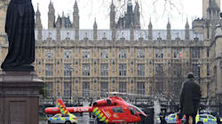 'Terror Attack' At Westminster Leaves At Least One Dead And Dozens