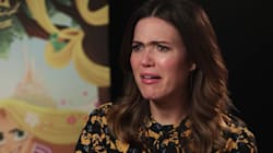Mandy Moore Throws Cold Water On 'Tangled' And 'Frozen' Fan