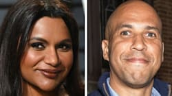 Mindy Kaling Says Yes To Dinner Date With Sen. Cory Booker After 'Dissing