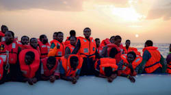 On The Front Lines Of The Migrant