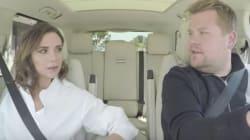 VIDEO: Victoria Beckham se convierte en un maniquí para el