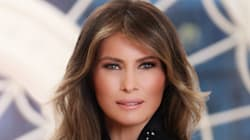 Melania Trump Releases First Official White House