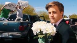 Un adolescente recrea 'La La Land' para pedirle una cita a Emma