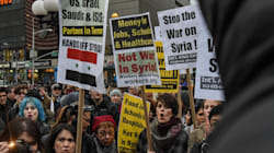 Syria Protest Turns Violent in Florida As Hundreds Hit The Streets In U.S.