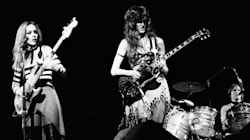A History Of All-Girl Bands And The Rock World That Tried To Keep Them