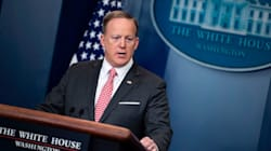 Sean Spicer Insists The White House Didn't Mislead Anyone About Location Of U.S.