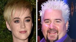 Katy Perry Dressed Up As Guy Fieri, And You'll Never Unsee The