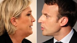 Emmanuel Macron And Marine Le Pen To Go Head-To-Head In French Presidential