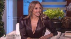 Jennifer Lopez cuenta cómo fue que conoció a su novio Alex