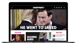 Behind HuffPost's New Logo And