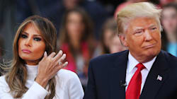 White House Insists Melania Trump Isn't Miserable Married To