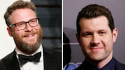 Seth Rogen And Billy Eichner To Voice Timon And Pumbaa In Live-Action 'Lion