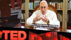 Pope Francis Calls For 'Revolution Of Tenderness' In Surprise TED