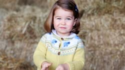 New Photograph Of Princess Charlotte Is Released For Her Second