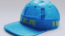 An Ikea Shopping Bag Hat Exists, No Assembly