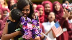 Michelle Obama asegura que ella y Barack seguirán luchando por causas