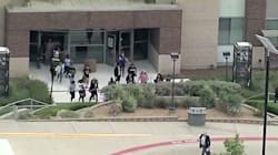 'Active Shooter' At Texas' North Lake College Dies In Apparent