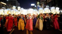 Buddhists In Asia Are Throwing Buddha A Big, Beautiful Birthday