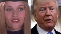 Jimmy Fallon Spots Similarities Between A Donald Trump Speech And 'Legally