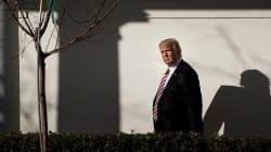 La semana en la que la débil administración Trump se vio sumergida en el